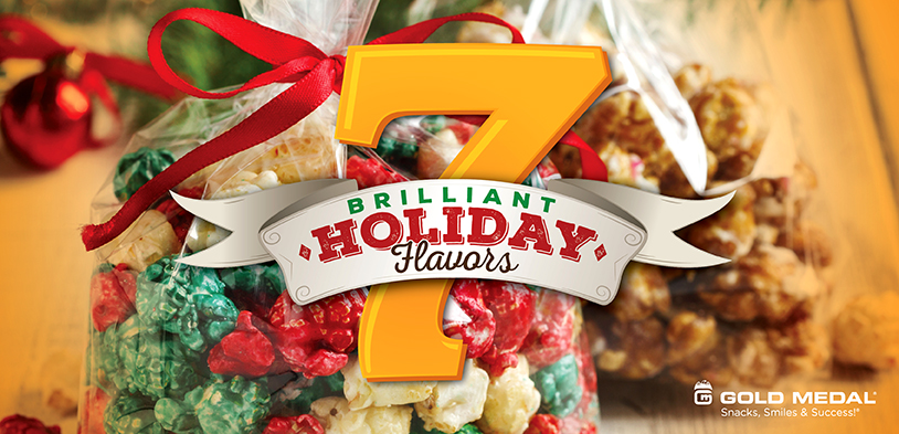 7 Brilliant Holiday Flavors