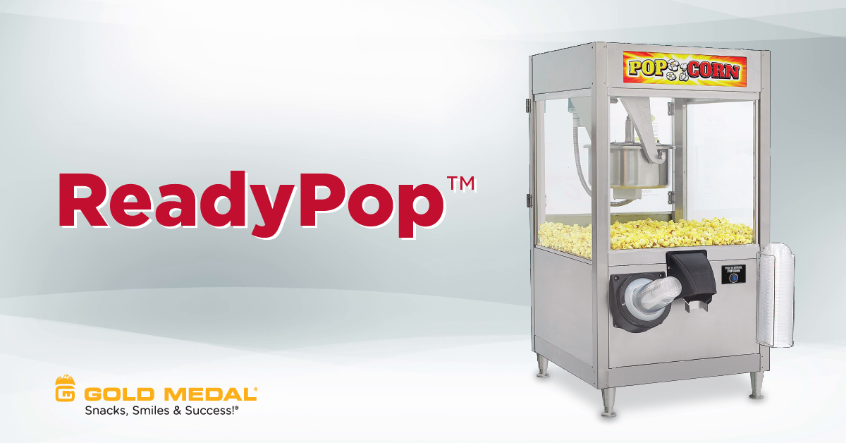 Gold Medal ReadyPop™