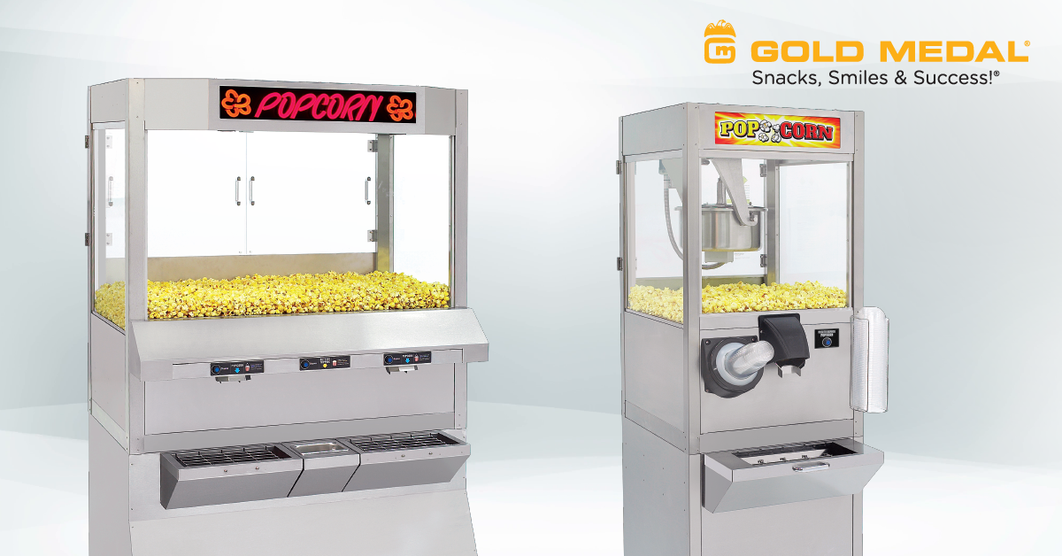 Introducing the ReadyServe™ and ReadyPop™