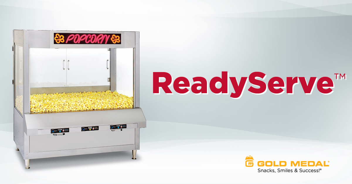 Gold Medal's ReadyServe™