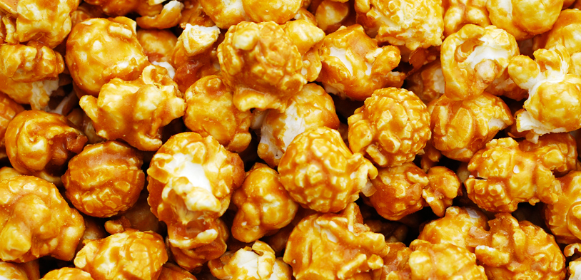 Caramel Corn – made with #2142