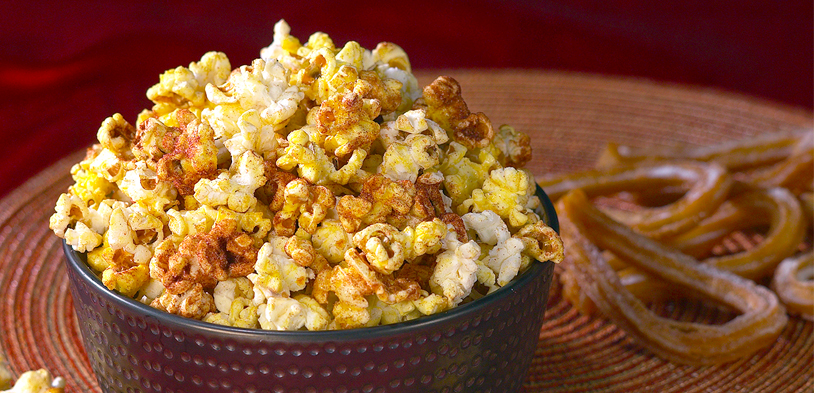 Churro Kettle Corn