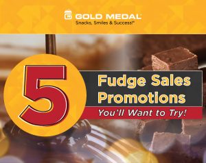 5 Fudge Sales Promotions You'll Want to Try