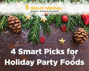 4 Smart Picks for Holiday Party Foods