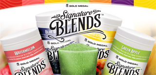 Pick Your Favorite Sour Flavored Frusheez® Drink with Signature Blends