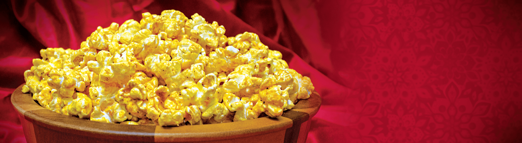 Masala Popcorn Coating