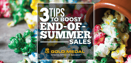Boost Your End-of-Summer Sales with These Tips