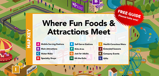 Where Fun Foods & Attractions Meet