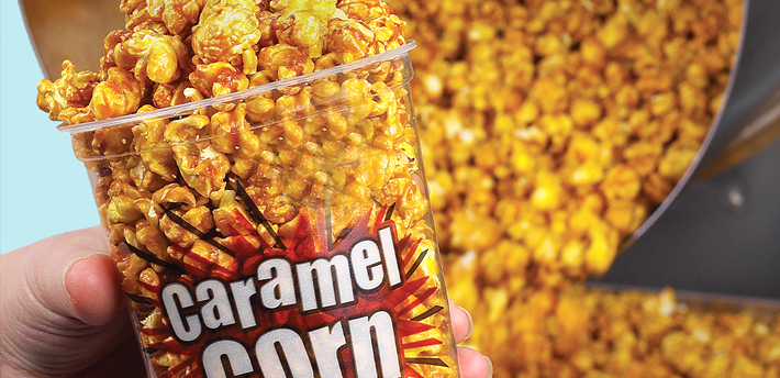 Curious about Making Caramel Corn?