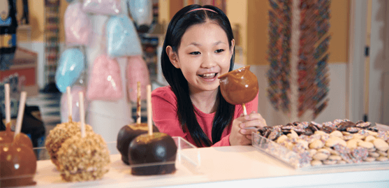 Caramel and Candy Apples: A Year Round Profit Opportunity