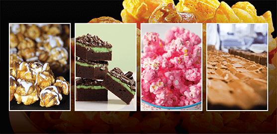 Top-Performing Snacks: Gourmet Popcorn & Fudge ebook