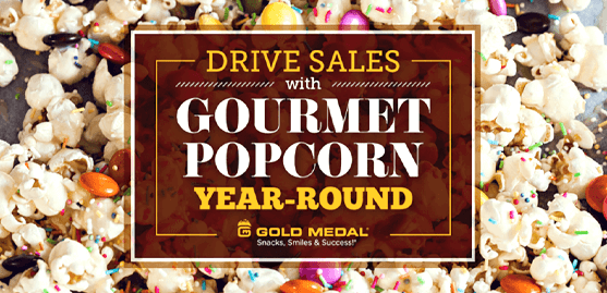 Drive Sales With Gourmet Popcorn Gift Baskets Year-Round