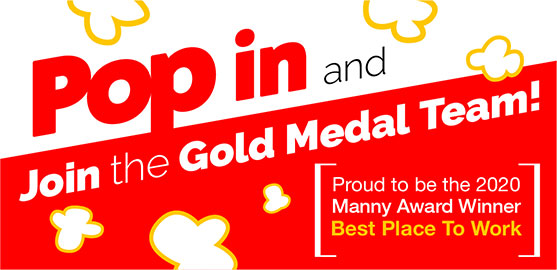 Join the Gold Medal Team