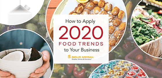 How to Apply 2020 Food Trends to Your Business