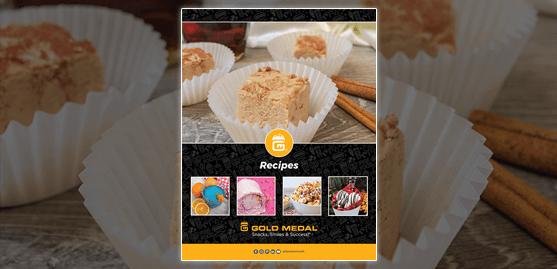 Recipes eBook