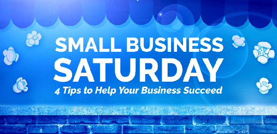 4 Tips to Help Your Business Succeed this Small Business Saturday 2019