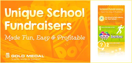 Unique School Fundraisers