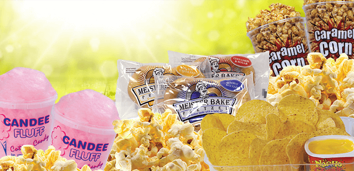 Why Prepackaged Snacks Make a Great Concession Stand Food Option