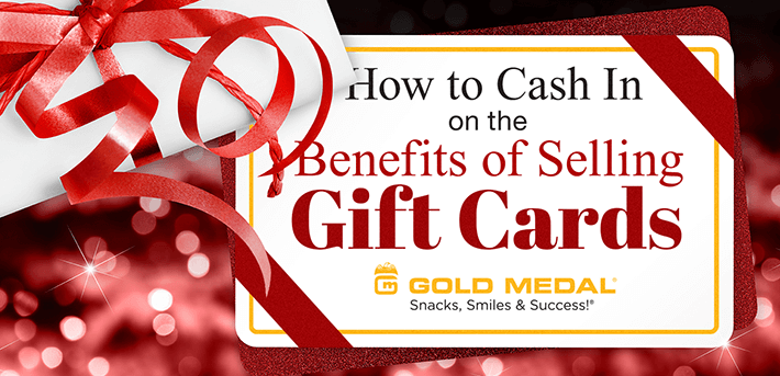 How to Cash In on the Benefits of Selling Gift Cards