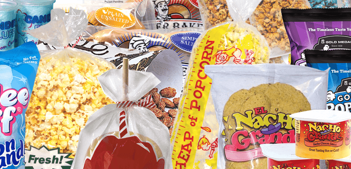 Prepackaged Concession Food Solutions