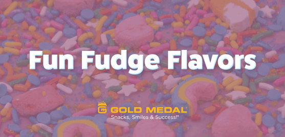 Fun Fudge Flavors