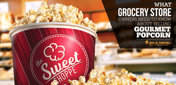 What Grocery Store Owners Need to Know About Selling Gourmet Popcorn
