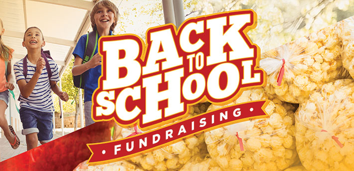 The Right Concession Equipment to Kickstart Back-to-School Fundraising