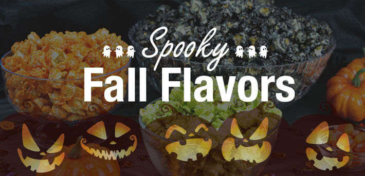 Spooky Fall Flavors