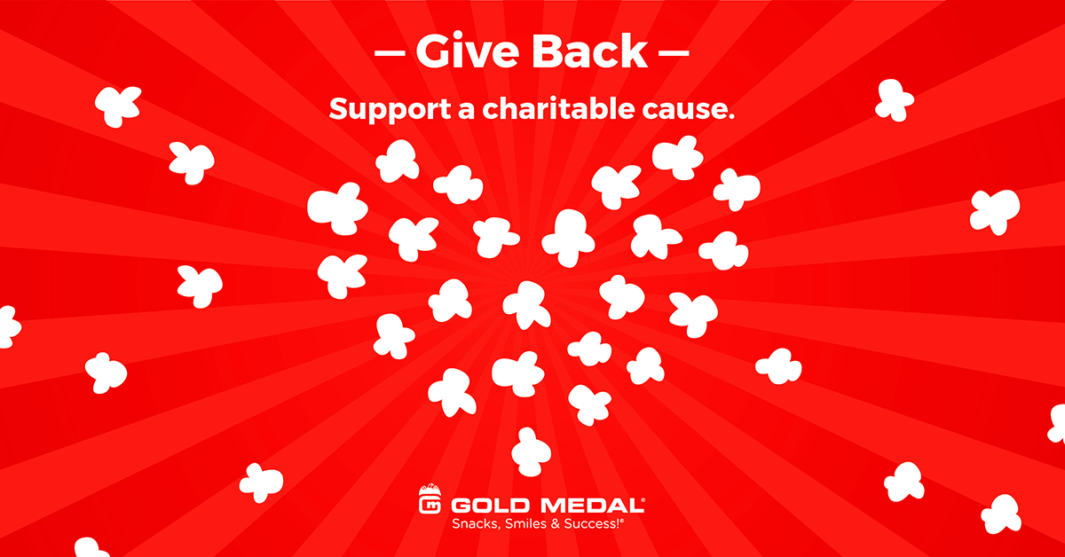 8 – Give Back.