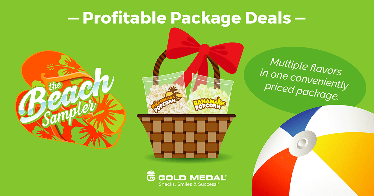 3 – Profitable Package Deals that Customers Love.