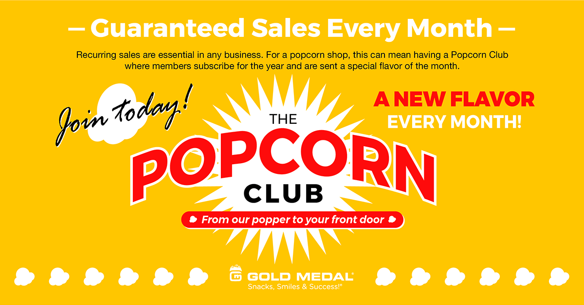 4 – Guaranteed Sales Every Month.