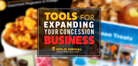 4 Tools for Expanding Your Concession Business