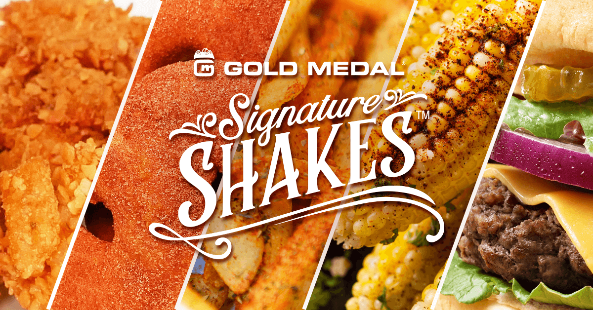 Wings, Burgers, and More with Signature Shakes™