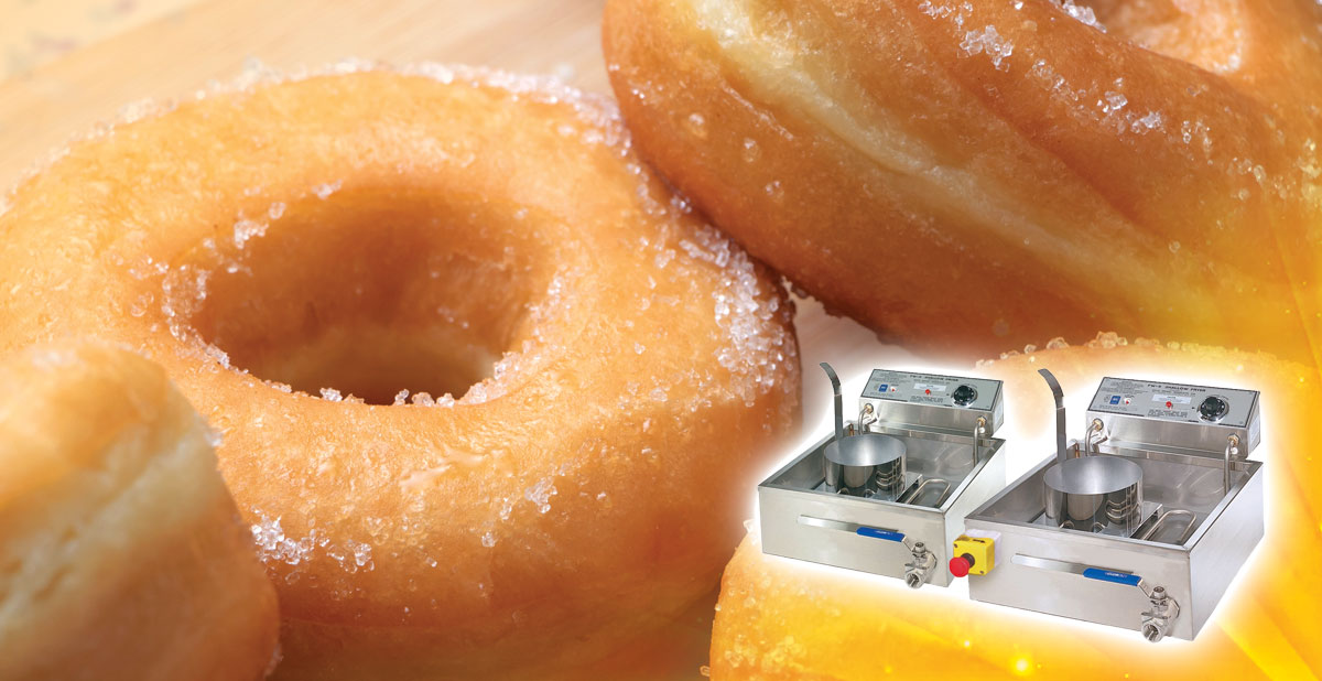 Donut Fryer Suggestions