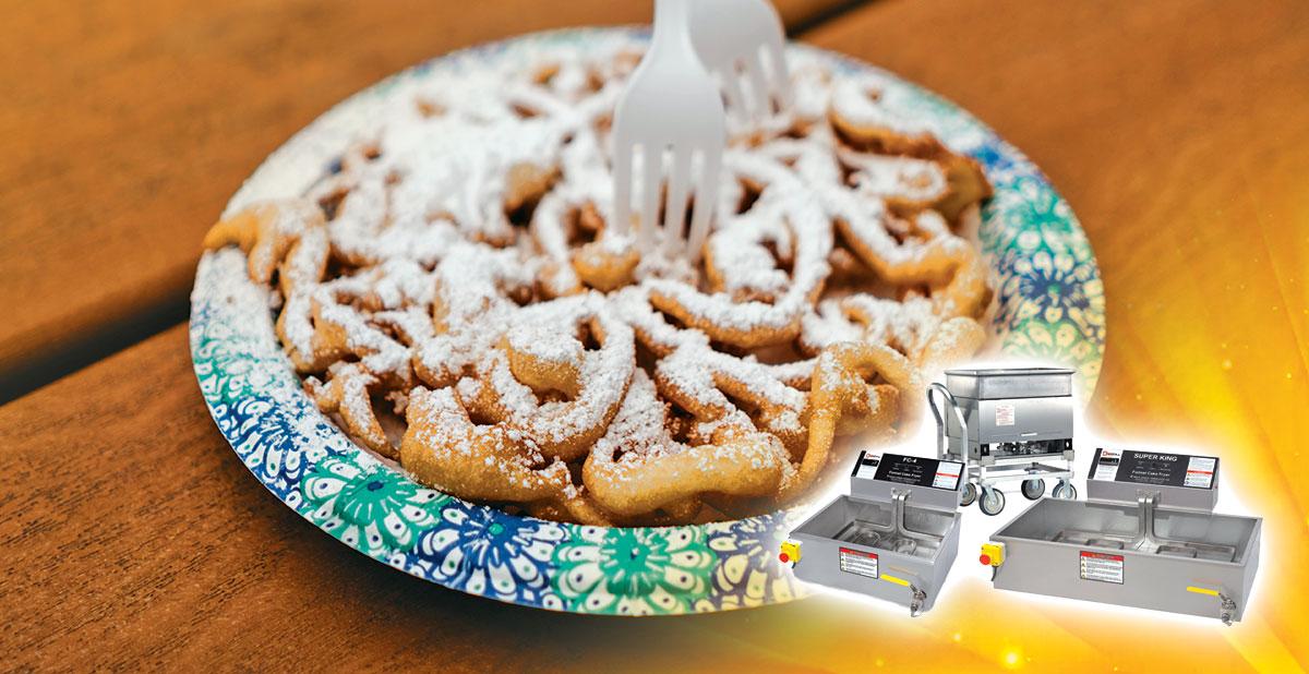 Funnel Cake Fryer Suggestions
