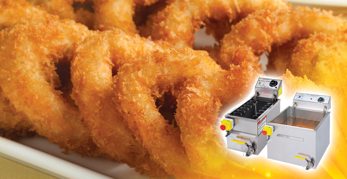 Onion Rings Fryer Suggestions
