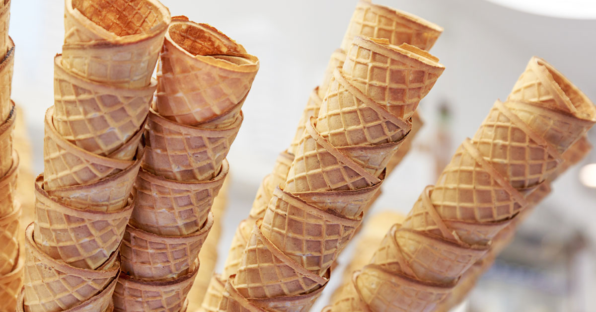 Tips for How to Make Waffle Cones