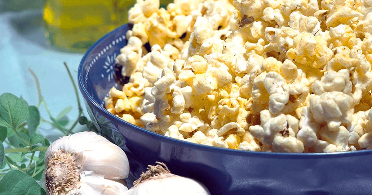 New Popcorn Flavors