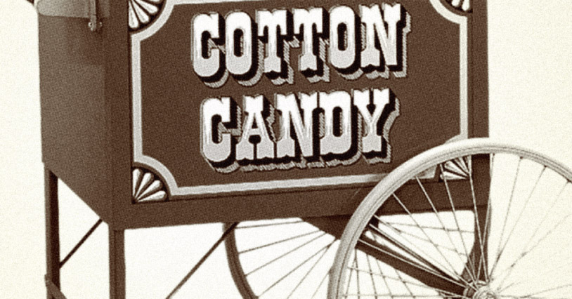 History of Cotton Candy