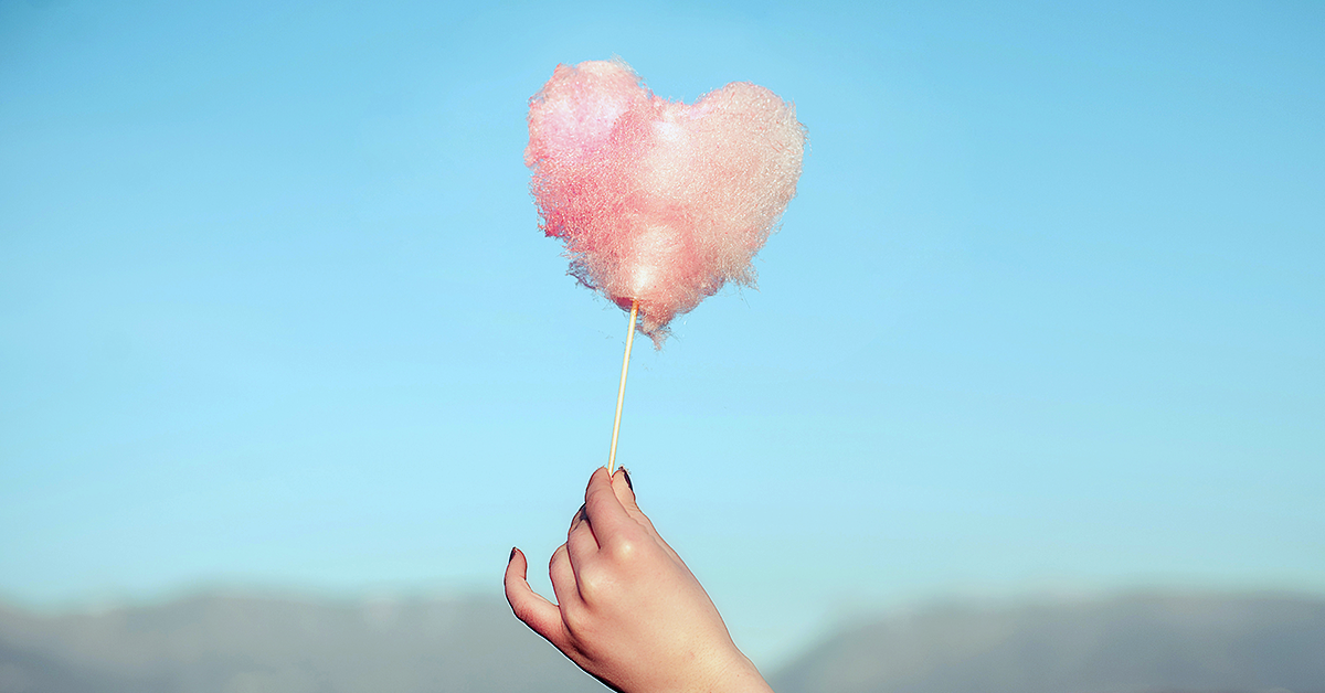 Cotton Candy Sweet Possibilities