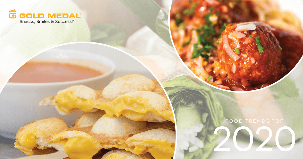Food Trends for 2020 – Rethinking the Kid's Menu