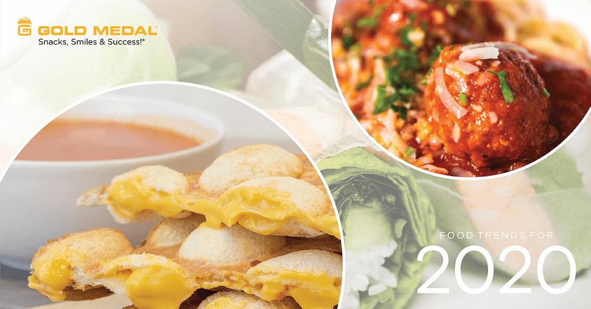 Tendances alimentaires pour 2020 - Repenser le menu pour enfants