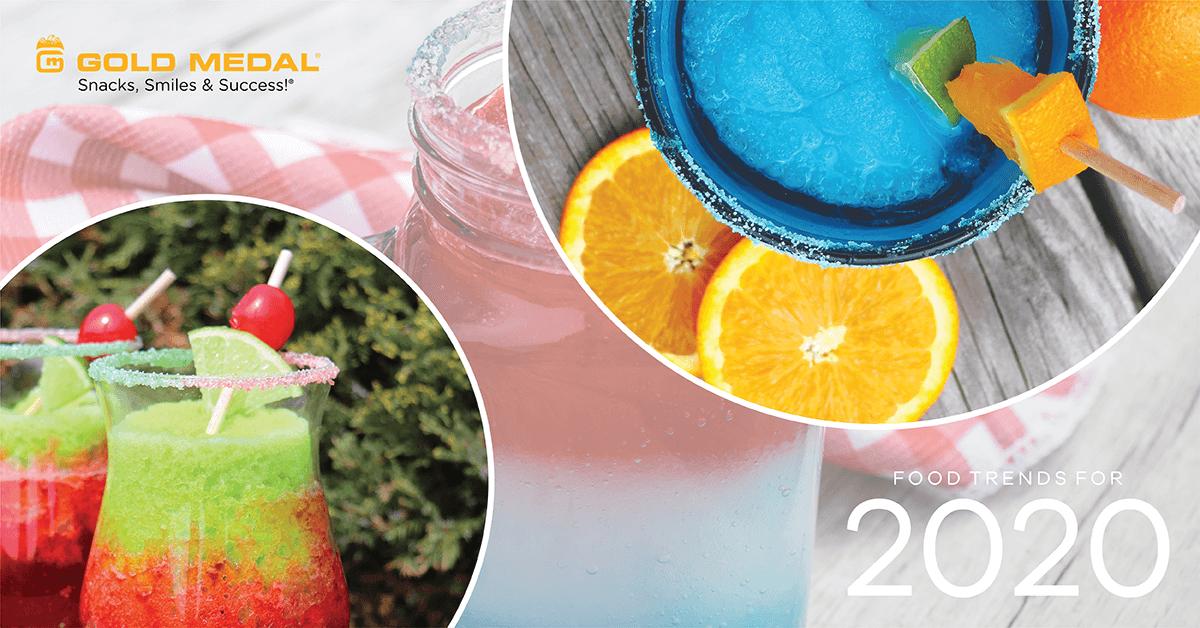 Food Trends for 2020 – Mocktails