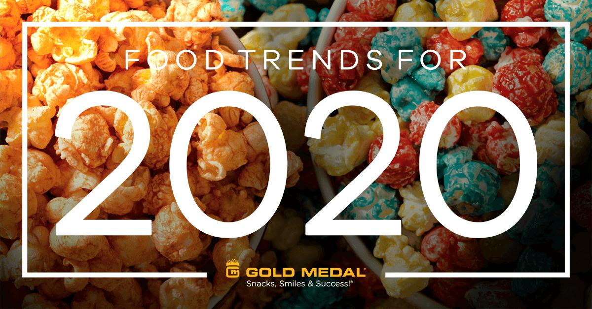 Tendances alimentaires pour 2020