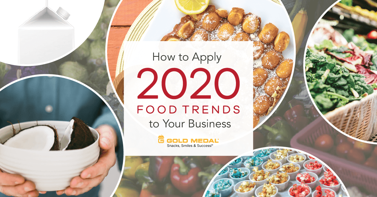 Make 2020 Food Trends Work For You