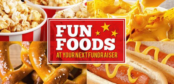 Why These 4 Fun Foods Are the Best Choices for Your Fundraiser Event