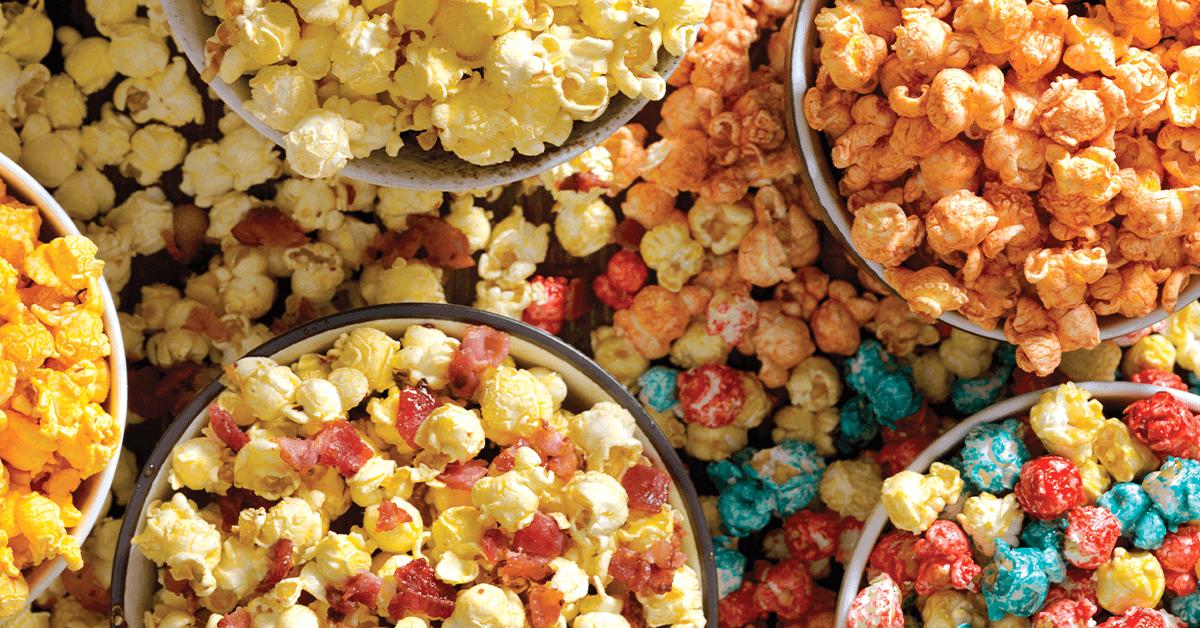 Gourmet Popcorn Profit Potential