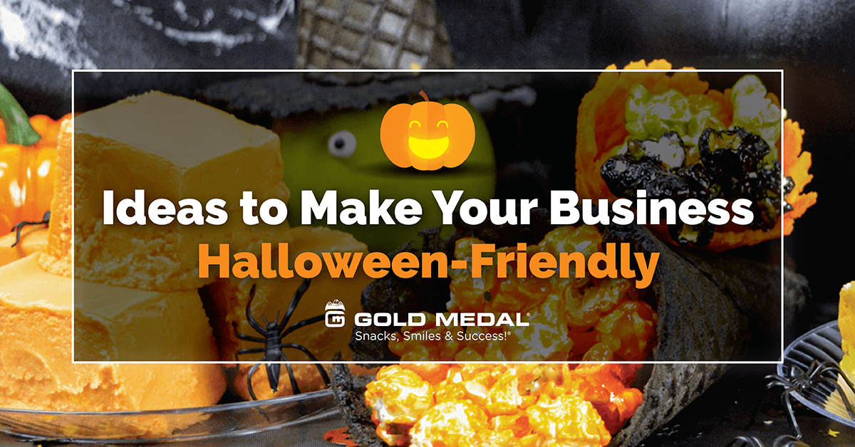 Ideas to Make Your Business Halloween-Friendly