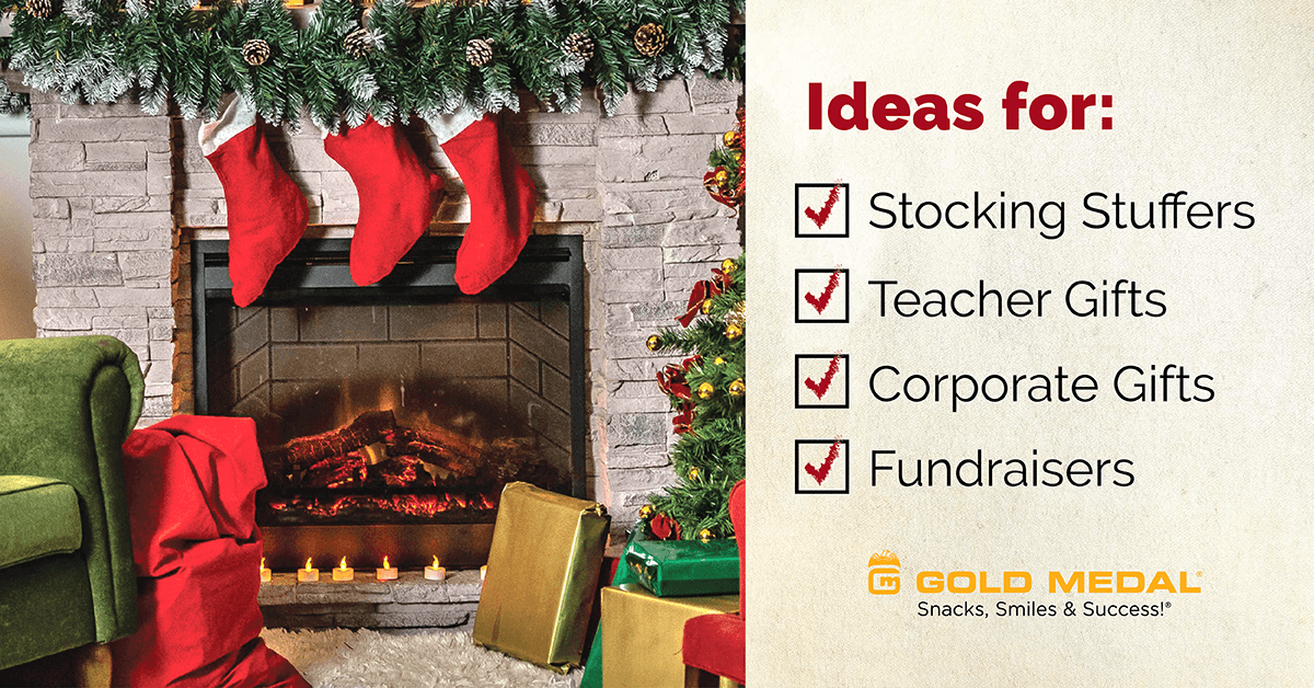 Ideas for Stocking Stuffers, Teacher Gifts, Corporate Gifts, and Fundraisers