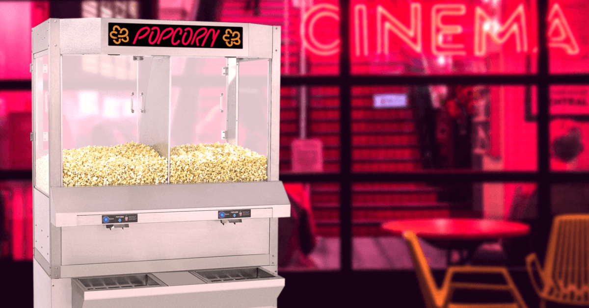 ReadyServe Popcorn Dispenser